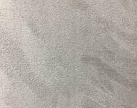 Алькантара самоклеющаяся светло-серая для салона авто 152х100
