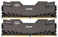 DDR4 2x4GB/2400 Team T-Force Dark Gray (TDGED48G2400HC14DC01)