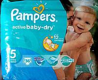 Подгузники детские Pampers Active Baby (5) junior 11-18 кг 36 шт.