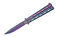Нож бабочка-балисонг 1026 T GrandWay