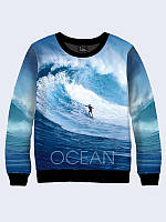 Свитшот Океан