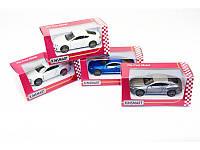 """Детская игрушка металлическая машинка """"Bentley Continental GT Speed"""" KINSMART"""