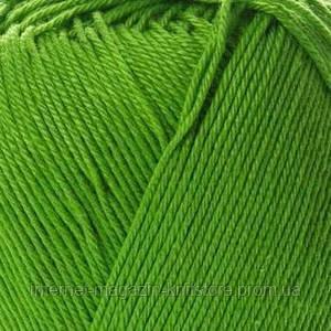 Пряжа Vita COCO Зеленый
