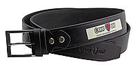 Ремень брючный 'GW'-35mm тиснение