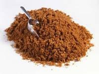 Тростниковый сахар не очищеный (коричневый) 350г