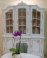 Буфет- витрина 3 - ех дверн. Royal
