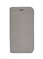 Чехол-книжка CORD TOP №1 для Xiaomi Redmi Note 4 серый, фото 1