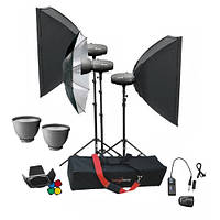 Набор студийного света Mircopro MQ-330PRO