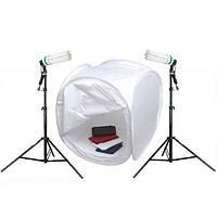 Набор света для предметной съемки F&V 60x60x60 см (850 Вт)