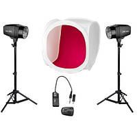 Набор фотооборудования для предметной съёмки Godox PQ-301