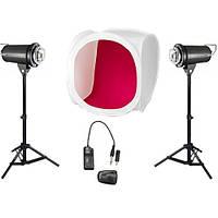 Набор фотооборудования для предметной съёмки F&V LD-400