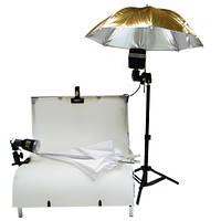 Набор студийного света для предметной фотосъемки Falcon SS3428 (760)