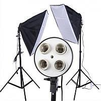 Набор постоянного студийного света Fotobestway FEBK-6090