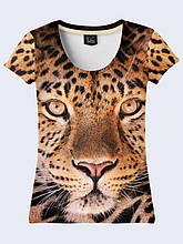 Женсая футболка Гепард