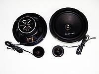 Автомобильные колонки динамики Megavox MJW-SP683 16 см 380 Вт + твиттеры + фильтры, фото 5