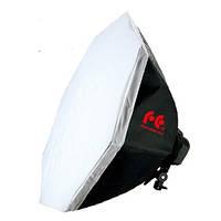 Комплект студийного света с октобоксом 80 см Falcon LHD-B628FS