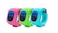 Часы детские браслет Q50 c GPS трекером  dl
