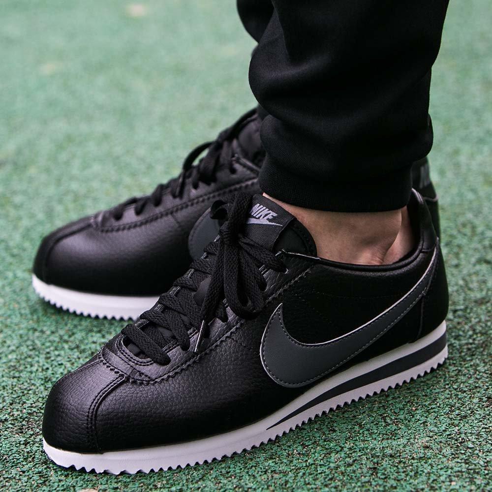Оригинальные мужские кроссовки Nike Classic Cortez Leather