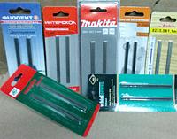 Ножи для рубанков длиной 82мм
