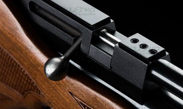 PCP SPA PR900W с полочкой для одиночной стрельбы