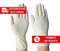 Перчатки латексные неопудренные Texident ® PF