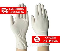 Перчатки латексные неопудренные Texident ® PF M (7-8)