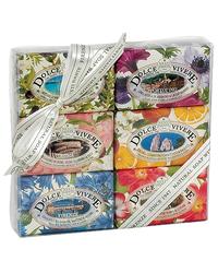 Nesti Dante Подарочный набор мыла Nesti Dante Сладкая Жизнь 6 шт х 150 г, фото 2