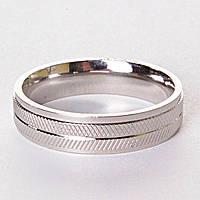 [17,18,19,20] Мужское кольцо обручальное шина 17