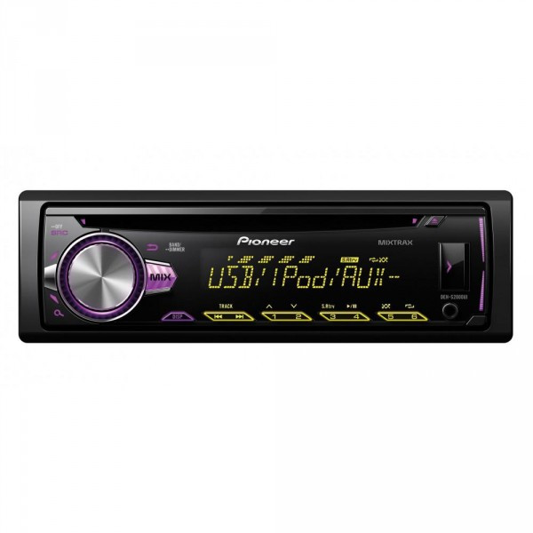 CD/MP3-ресивер Pioneer DEH-S2000UI