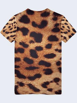 Футболка Морда гепарда, фото 2