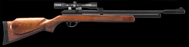 PCP винтовка SPA PR 900 W с оптикой