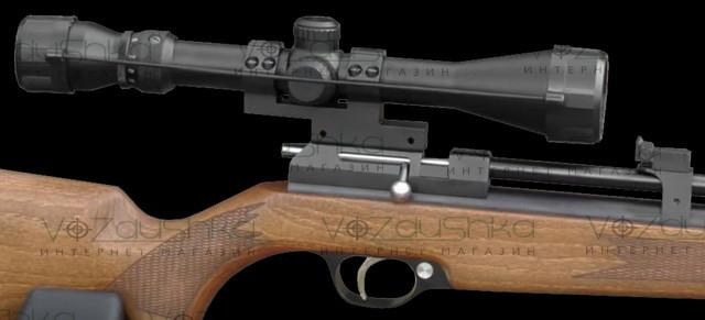 PCP винтовка SPA PR900W с оптическим прицелом