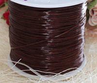 Силиконовая нить, цвет коричневый, 60 м