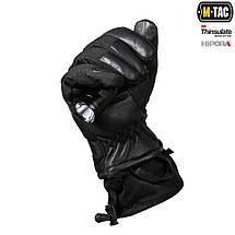 M-TAC ПЕРЧАТКИ ЗИМНИЕ POLAR TACTICAL THINSULATE BLACK, фото 2