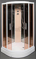 Гидромассажный бокс ERLIT ER 5709P-С25 900х900x2180