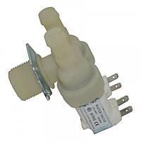 Клапан электромагнитный (заливной) для стиральной машины 2х90