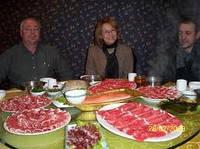 Острая приправа для Хот пот (Hot pot) 150г. Китай