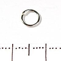 Соединительное кольцо за 1 кг. [6 мм]