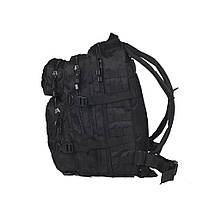 M-TAC РЮКЗАК ASSAULT PACK BLACK, фото 3