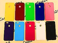 Пластиковый чехол Alisa для Xiaomi Mi A1 (10 цветов)