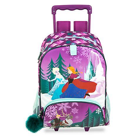 Чемодан - рюкзак Анна и Эльза Холодное сердце Дисней / Anna and Elsa Backpack Disney