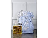 Детский плед в кроватку Karaca Home - Pretty 2018-1 100*120