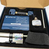 Цилиндровый механизм с гибридными ключами Apecs XR 70 мм (35*35) с поворотником
