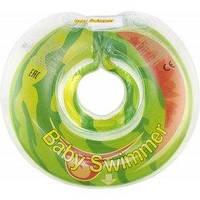 Круг на шею Baby Swimmer KP101030 салатовый