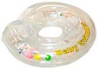Круг на шею Baby Swimmer KP101023 прозрачный