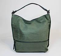 Вместительная женская сумка Little Pegeon