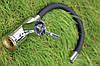 Кухонный смеситель Germece 004 BB SKF Black гибкий излив - Фото