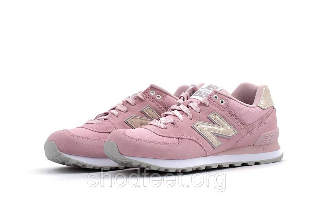 Женские кроссовки New Balance WL574CIC