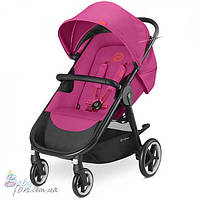 Прогулочная коляска Cybex Agis M-Air 4 Gold Line Passion Pink