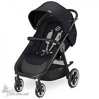 Прогулочная коляска Cybex Agis M-Air 4 Gold Line Lavastone Black